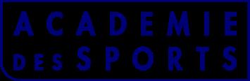 Logo Académie des Sports